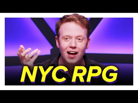 D&D Meets NYC (Ep. 1) | The Unsleeping City