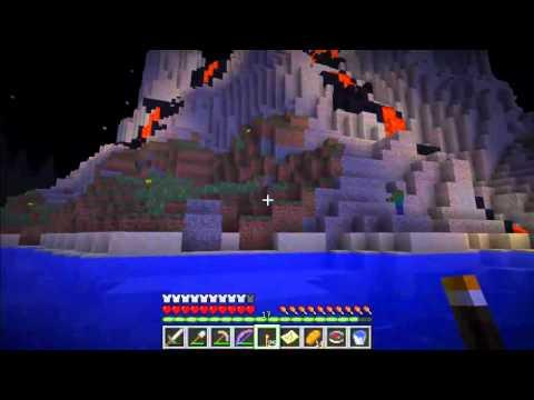 舞秋風的Eldaria Island 生存冒險 第十四集 家門口有火山