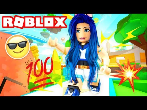SPEED RUNNING in the ROBLOX MEGA CHALLENGE!