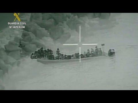 Ισπανία: Εξαρθρώθηκε πολυμελές κύκλωμα διακινητών