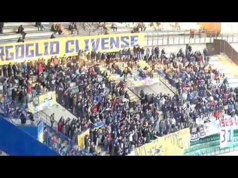 Ultras Chievo tifo curva Nord