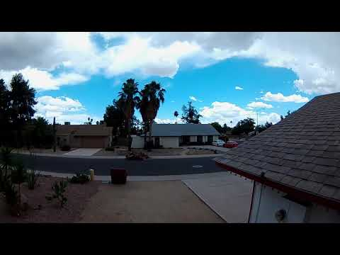 Fullspeed Tinyleader 75HD Whoop - FPV 1st Flight Caddx Glass Lens/ND8 Filter