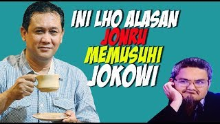 Video Akhirnya! Denny Siregar Beberkan Sederet Alasan Jonru Jadi 'Musuh' Jokowi MP3, 3GP, MP4, WEBM, AVI, FLV Oktober 2017