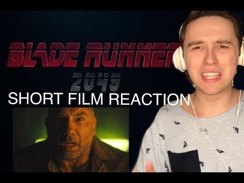 "Blade Runner 2049 ""2048: Nowhere To Run "" Prequel Short Film Reaction !!!"