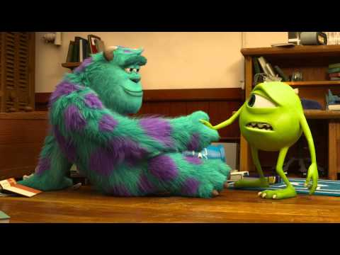 Monsters University Clip 'First Contact'