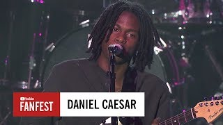 Video Daniel Caesar @ #YouTubeBlack FanFest Washington D.C. 2017 MP3, 3GP, MP4, WEBM, AVI, FLV Juli 2018