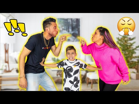 Our First Argument On Camera!!! | The Royalty Family