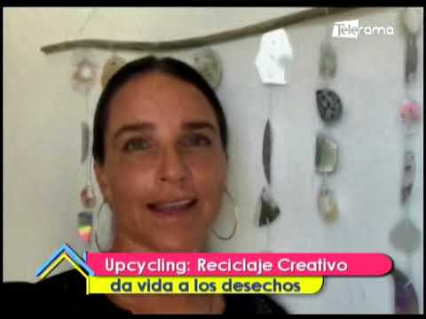 Upcycling: reciclaje creativo