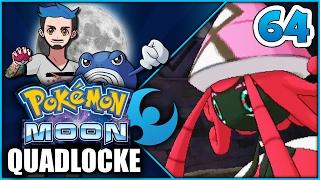 Pokémon Moon Quadlocke Part 64 | LELE WANTS TO PLAY... PLAY? by Ace Trainer Liam