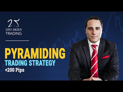 Pyramiding Trading Strategy Forex Price Action +200 Pips – 2ndSkiesForex