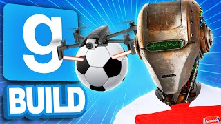 GAMES OF THE FUTURE | Gmod Build Off