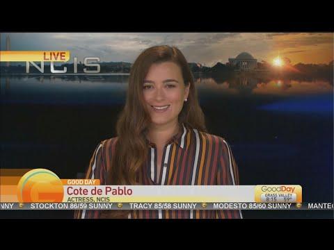 NCIS Cote De Pablo!