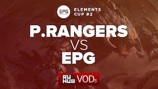 EPG vs PR, game 1