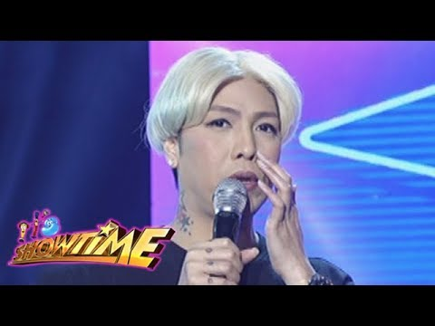 It's Showtime Miss Q & A: Vice feels pity for himself