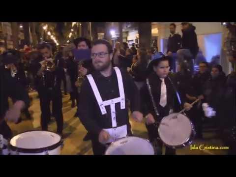 Desfile de Viudas y Entierro de la Sardina Carnaval de Isla Cristina 2018
