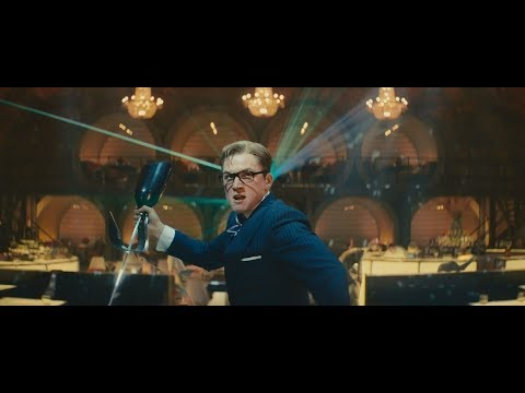Kingsman: The Secret Service - Eggsy Kills Valentine