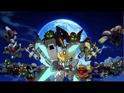 After War Gundam X - Death Line (Segment II) extended