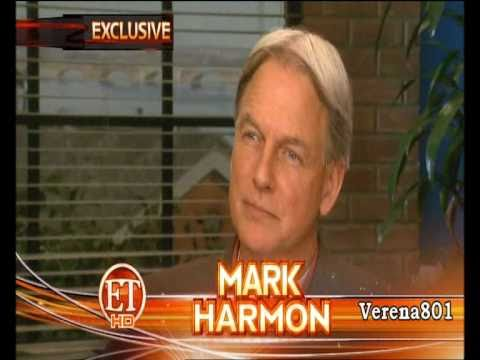 verena801 - Mark Harmon ET interview broadcast version 3rd February 2011.