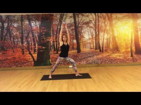 Online Yoga Program - Day 6
