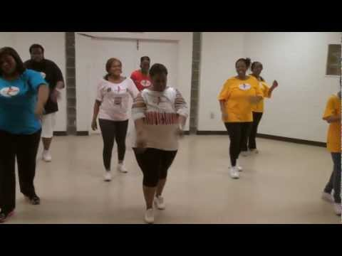 Booty Wurk – Booty Work Line Dance – INSTRUCTIONS