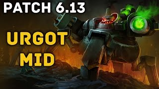 Playing Urgot mid in a really intense game!Links:Twitter: https://twitter.com/C00LStoryJoeStream: http://www.twitch.tv/c00lstoryjoeFacebook: https://www.facebook.com/c00lstoryjoe