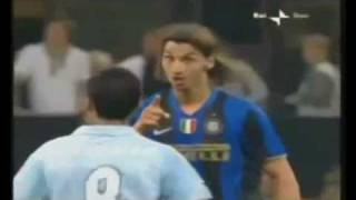 Zlatan Ibrahimovic Fight, Bad Boy