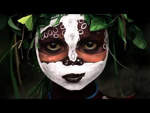 Aborigiman - Ambient,  Downtempo, Chillgressive Mix (Over The Mountains) (видео)