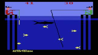 Fishing Derby [Points Difference] (Atari 2600 Emulated Novice/B Mode) by TheTrickster