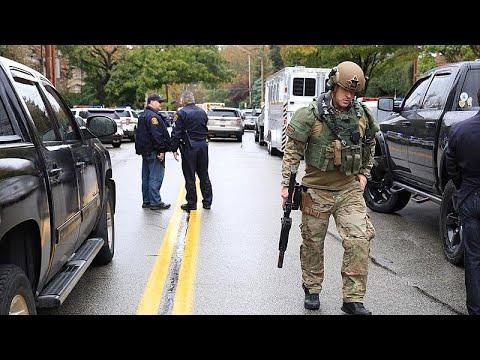 Πίτσμπουργκ: Μακελειό σε συναγωγή- 8 νεκροί, 12 τραυματίες…