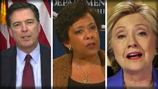 Download Youtube: JUST IN: FBI DISCOVERS EMAIL ABOUT LORETTA LYNCH AND HILLARY - IT TELLS YOU EVERYTHING...