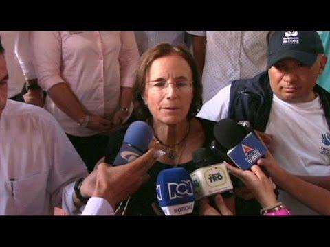 Κολομβία: Ελεύθεροι οι τρεις δημοσιογράφοι που απήχθησαν από τους αντάρτες του ELN