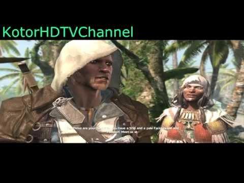 Assassin's Creed IV: Black Flag 100% Pt.35 - Wealth Lust 1/2