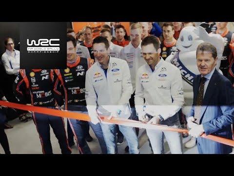 WRC 2018: Season launch at Autosport International Show