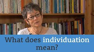 Psychojargon: Individuation