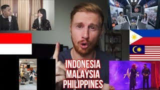 Video A Whole New World - INDONESIA v MALAYSIA v PHILIPPINES // WHO SANG IT BETTER? MP3, 3GP, MP4, WEBM, AVI, FLV Juni 2019