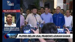 Video Pilpres Belum Usai, Prabowo Ajukan Kasasi ke MA MP3, 3GP, MP4, WEBM, AVI, FLV Juli 2019