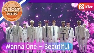 Video [2018 MGA] 워너원(Wanna One) - Beautiful MP3, 3GP, MP4, WEBM, AVI, FLV Mei 2019
