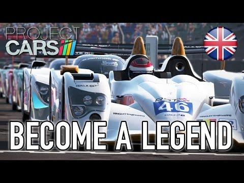 Jeg vil bli en legende!