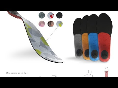 Wiivv - Custom fitted 3D printed insoles