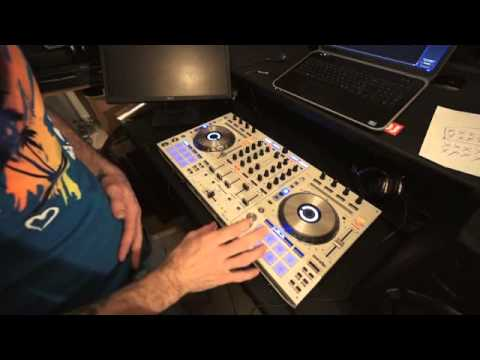 DJ LESSON ADDING A LOOP IN A SHORT TUNE TO HELP  MIX IN THE NEXT CUT