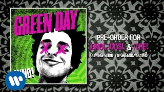 Green Day: ¡Uno! [Official Trailer With Album Cover]