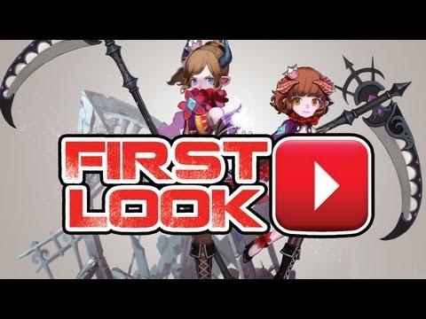 Ragnarok Online 2 Gameplay – First Look HD