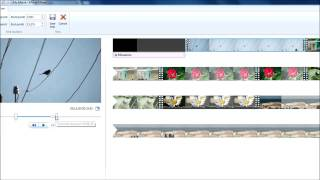 Монтаж видео в Киностудии Windows (Movie Maker)