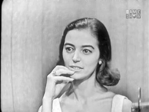 Video What's My Line? - Marisa Pavan; Walter Pidgeon [panel] (Sep 2, 1956) download in MP3, 3GP, MP4, WEBM, AVI, FLV January 2017