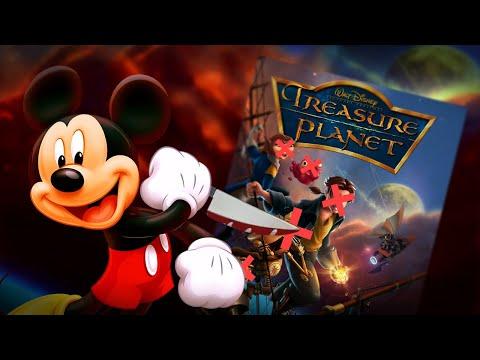 Disney KILLED Treasure Planet? | The Original Story (Part 1)