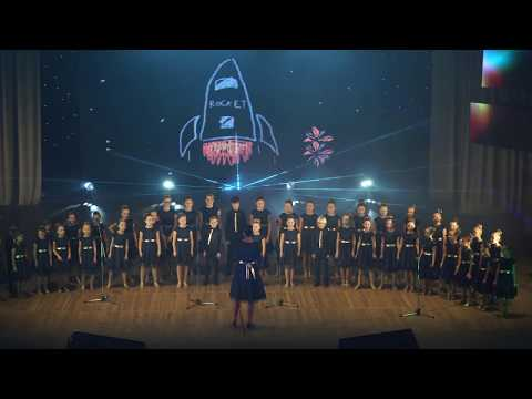 The Chainsmokers & Coldplay - Something Just Like This (cover by COLOR MUSIC Choir)