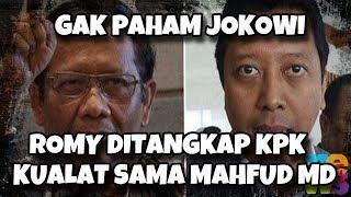 Video Rommy Dita(n)gkap KPK, Gagal Paham Watak Jokowi, Ku(a)lat Sama Mahfud MD MP3, 3GP, MP4, WEBM, AVI, FLV Maret 2019