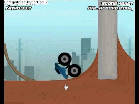 Rocker5902 Plays Monster Truck Trails (Mostfungames.com)