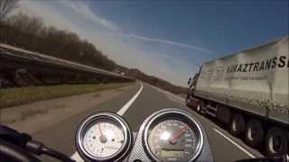 8. Suzuki SV650 ... Autobahn TOPSPEED GoPro3