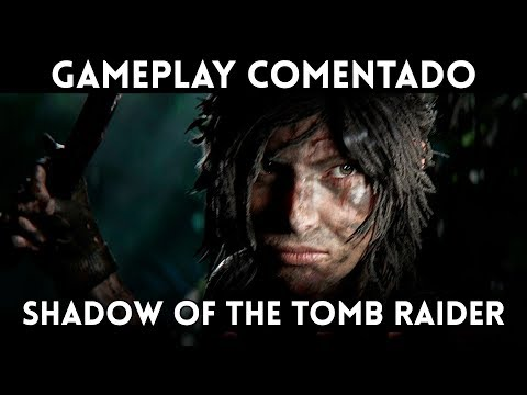 SHADOW of the TOMB RAIDER GAMEPLAY 4K XBOX ONE X ESPAÑOL - Espectacular retorno de LARA